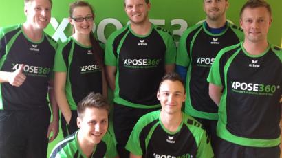 xpose360 Lauf-Team
